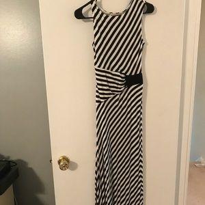 Loft maxi dress size xs